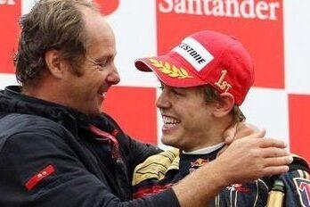 """Berger: """"Misschien blijft Vettel wel in 2009"""""""