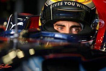 Scuderia Toro Rosso bijna rond met Buemi