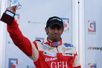 Al Fardan voor iSport in GP2 Asia Series