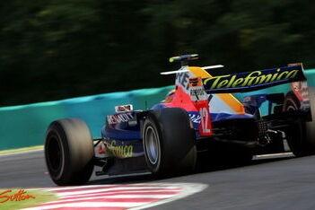 Racing Engineering test drie coureurs op Paul Ricard