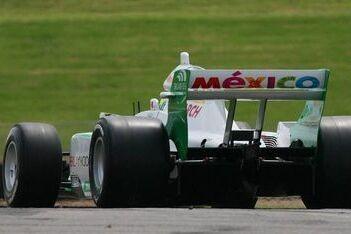 Mexico meldt zich af voor A1GP in Zandvoort