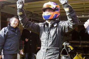Meijer scoort pole-position bij debuut in Zolder