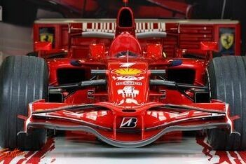 Ferrari test drie Italiaans Formule 3-coureurs
