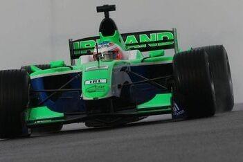 Ierland snelste tijdens testdag Silverstone
