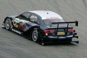 Tomczyk snelste tijdens laatste training Hockenheim