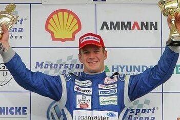 Van Dam test GP2 voor Fisichella Motor Sport