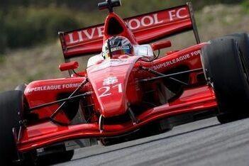 Valles bezorgt Liverpool eerste pole op Vallelunga
