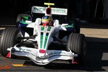 Senna maakt Formule 1-debuut in Barcelona