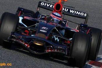 Sato snelste op eerste testdag Barcelona