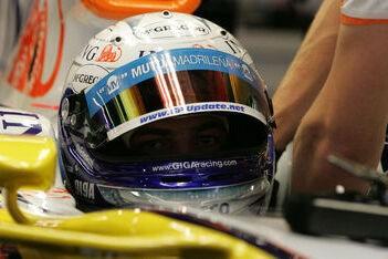 Van der Garde geniet van eerste dag Renault-test