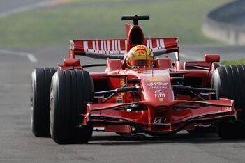 Rossi blij met eerste testdag Mugello
