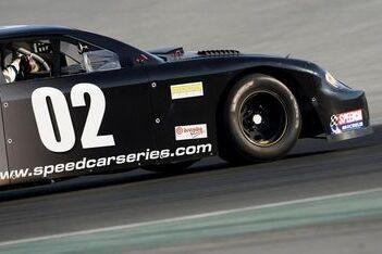 Liuzzi snelste tijdens tweede Speedcar-testdag