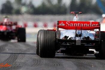 Santander verruilt McLaren voor Ferrari