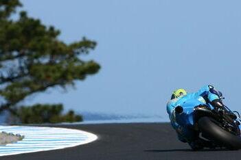 Suzuki en Kawasaki testen verder in Australië