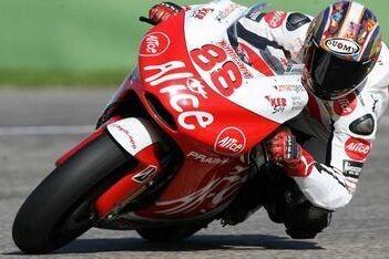 Pramac voor het eerst in actie met Ducati GP9