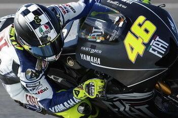 Rossi blij met laatste testdag van 2008