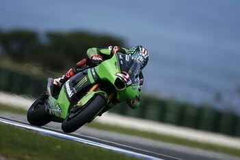 Kawasaki en Suzuki sluiten driedaagse test af