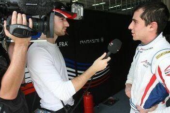 Zoon Prost droomt van Formule 1-test bij Ferrari