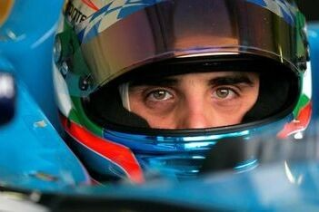 Dalle Stelle maakt GP2-debuut in Dubai