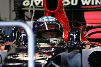 Sato test opnieuw voor Scuderia Toro Rosso