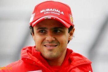 """Massa: """"Goed om weer in de auto te zitten"""""""