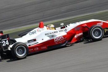 Bianchi blijft nog een jaar bij ART, Bottas debuteert