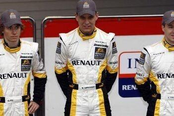 Nieuwe namen in talentenprogramma Renault
