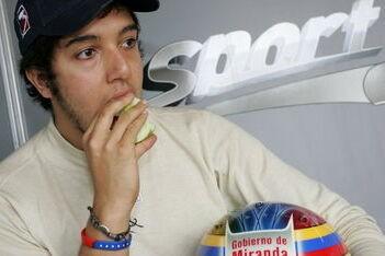 González vervangt Zuber bij FMS International