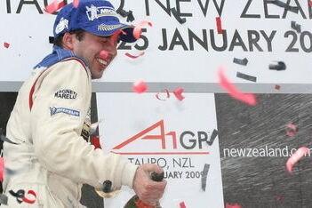 Jani rijdt naar zege in hoofdrace Nieuw-Zeeland
