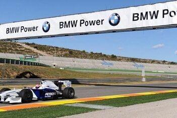 BMW test in Bahrein verder met F1.09