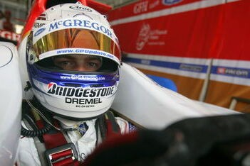 Van der Garde bevestigd voor hoofdklasse GP2