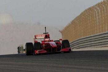 Raikkonen blij met productieve testdag in Bahrein