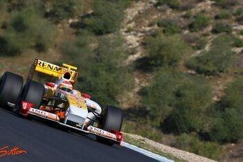 Renault verwacht sterk begin van seizoen