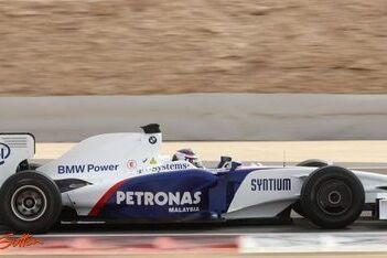 Klien rijdt snelste tijd op eerste testdag Bahrein