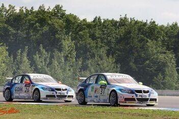 Proteam Motorsport bevestigt Porteiro en Tanev