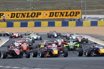 Formule Renault-kampioen Zanella naar Motopark