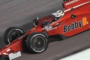 Doornbos test deze week verder in IndyCar