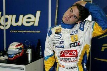 Molina bovenaan na tweede testdag Jerez