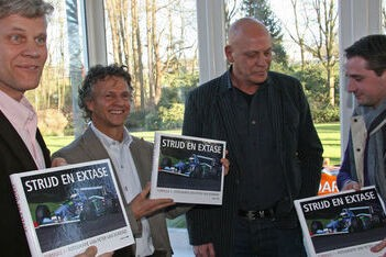 Peter van Egmond presenteert 'Strijd en extase'
