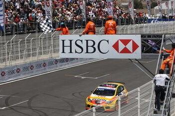 Overwinning voor Rydell in eerste race Mexico