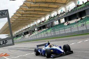 Nunes pakt eerste GP2-zege in Maleisië