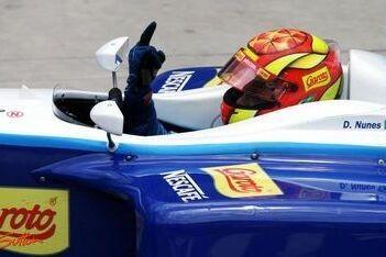 Nunes erg blij met eerste zege in GP Asia Series