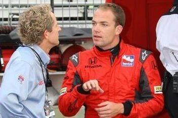 Leerzaam IndyCar-debuut voor Doornbos