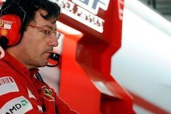 Ferrari plaatst Baldisserri over naar fabriek
