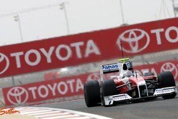 Toyota wil profiteren van test in Bahrein