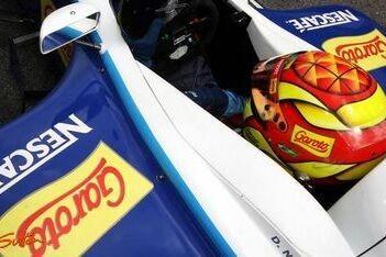 Piquet GP maakt de dienst uit in eerste training Bahrein