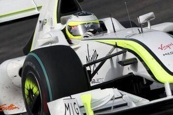 """Barrichello: """"Ik blijf het hele jaar bij Brawn GP"""""""