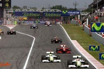 Brawn GP ontkent gebruik teamorders in Spanje