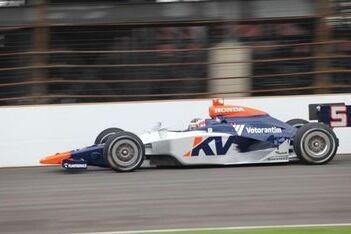 Moraes snelste in training op Indianapolis