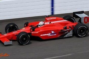 Doornbos kwalificeert zich voor Indy 500
